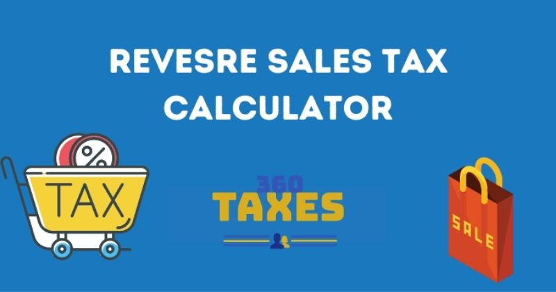 How Does Reverse Sales Tax Calculator Iowa Work?