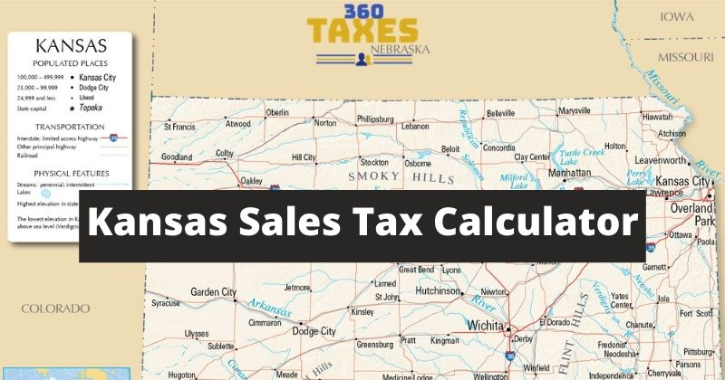 How Kansas Sales Tax Calculator Works: Step By Step Guide