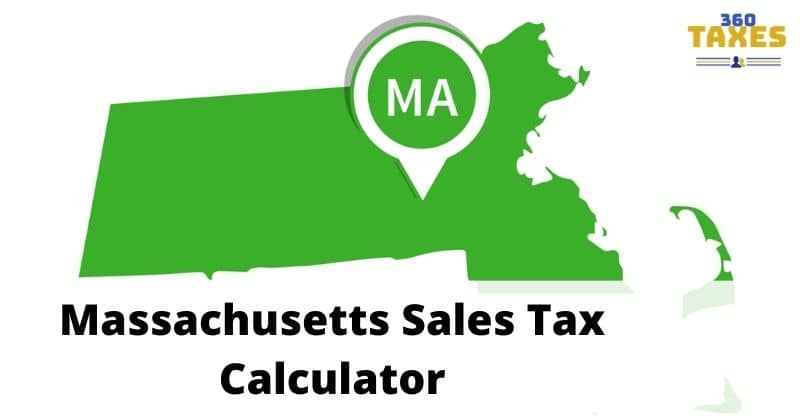 How Massachusetts Sales Tax Calculator Works: Step By Step Guide