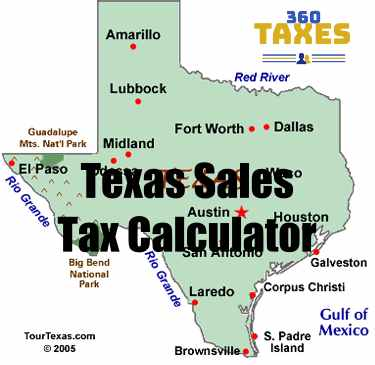 How Texas Sales Tax Calculator Works: Step By Step Guide