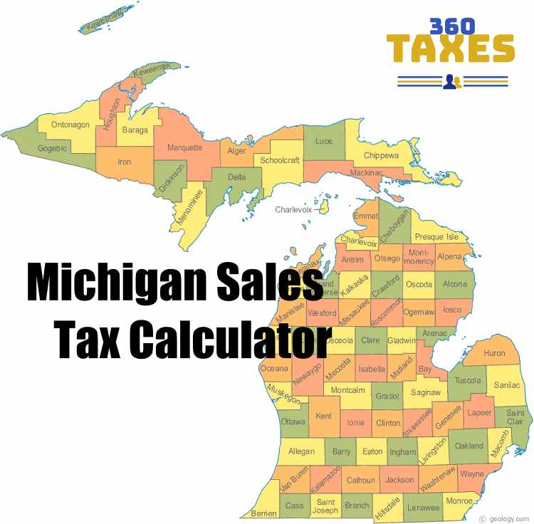 How Michigan Sales Tax Calculator Works: Step By Step Guide