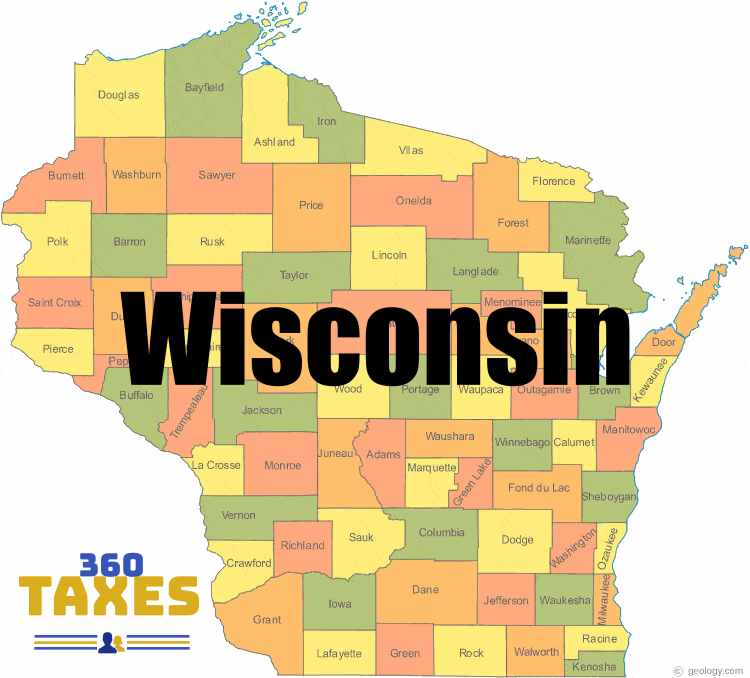 How Wisconsin Sales Tax Calculator Works: Step By Step Guide