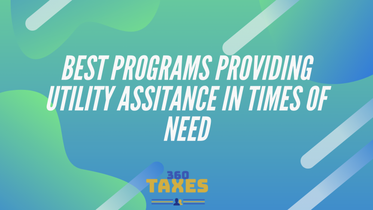 Best Programs Providing Utility Assitance In Times Of Need