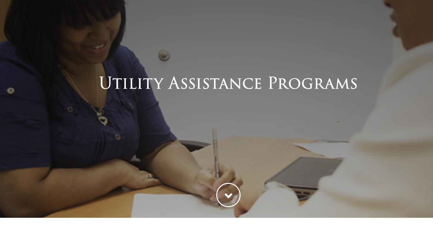 Non-Profit Organizations Utility Assistance
